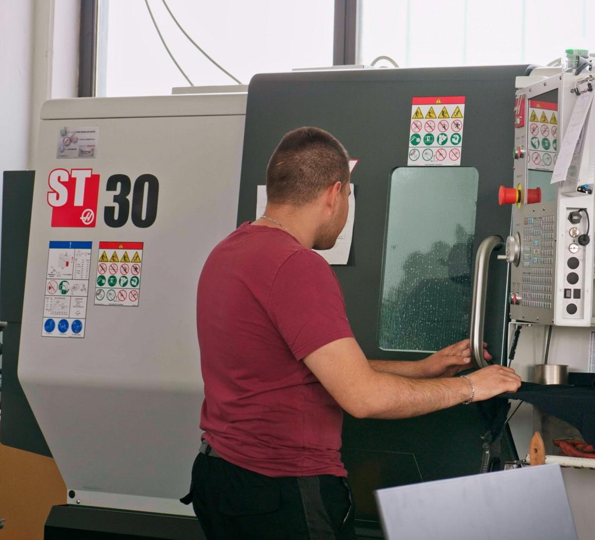 CNC Bearbeitung